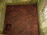 Imatge de l'interior del dipòsit.