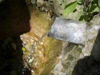 12.05.2007.- Imatge del tub.