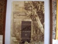 20.06.2009.- Imatge antiga de l'entrada a la mina. Imatge cedida per Marcos.
