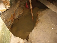 18.10.2008.- Imatge de l'interior de la caseta.