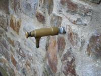 15.01.2011.- Imatge de la pica i el tub.