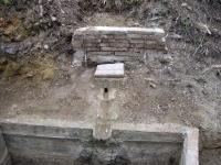 11.05.2013.- Paret i caixó de sedimentació.