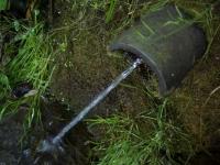 05.05.2007.- Imatge del tub.