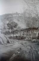 Fotografia de finals del segle XIX de l'Arxiu Fotogràfic de Barcelona.