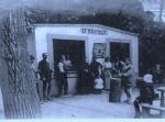 Foto antiga d'una postal de 1950 que ens ha fet arribar Julian G.