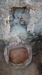 Imatge de la fornícula i de la pica.