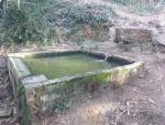 26.01.2017.- La font desprès de la reparació feta per l'Ajuntament de Sant Just Desvern.