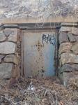 12.07.2017. Porta d'accés a la mina