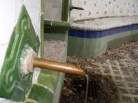 08.07.2008. Imatge dels dos  tubs.