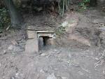 04.11.2017.- Imatge de l'entrada a la mina.