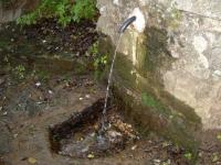 04.10.2008. Imatge del tub i bassa.