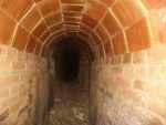 16.08.2007.- Imatge de l'interior de la mina.