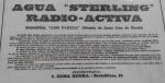 Informació de l'Aigua Sterling. Font: Guia de Natura del Parc de Collserola.