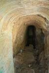 Imatge de l'interior de la mina. Cedida per Jesús M.