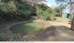 01.04.2020. Imatge de la bassa quan es van acabar les obres.