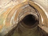 01.11.2007. Vista de l'entrada de la mina.