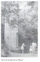 """Imatge del llibre """"Les mines d'aigua de Sant Just  Desvern"""". Ajuntament de Sant Just Desvern 1995."""
