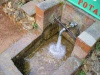 12.04.2008. Imatge de la bassa i el tub.