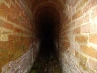 04.06.2011.- Imatge de l'interior de la mina.