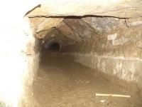 04.11.2011.- Imatge de l'interior de la mina.