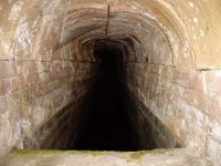 08.07.2008. Interior de la mina.