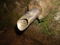 13.10.2008. Imatge del tub.