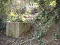 23.02.2008. Vista general de la cisterna.