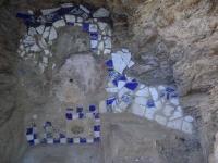 11.08.2007- Imatge del mosaic.