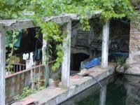 21.08.2010. Imatge del safareig i de la bassa.