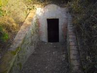 Imatge de l'entrada a la galeria.