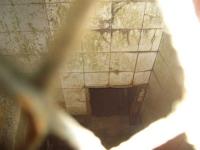 05.11.2005. Imatge de l'interior de la font.