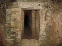 03.03.2007.- Imatge de l'entrada de la mina.