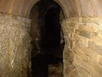 03.03.2007.- Imatge de l'interior de la mina.