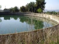 Imatge de la gran bassa.